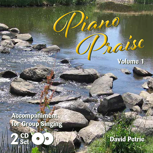 Piano Praise CD - Volume 1